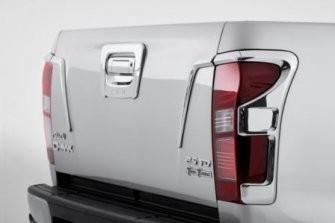 Chrome Rear Lamp Trim-5867608920