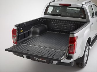 Over-Rail Bed Liner Kit: Single Cab  -  5867605431