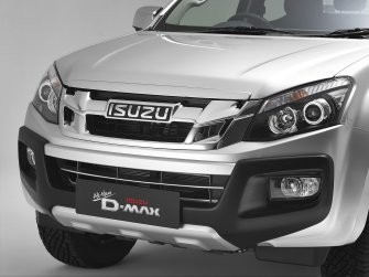 Front Bumper Guard (4 x 4 Models Only)  -  5867605780