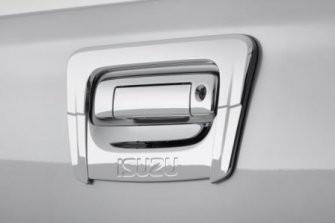 Chrome Tailgate Handle Trim-5867608940