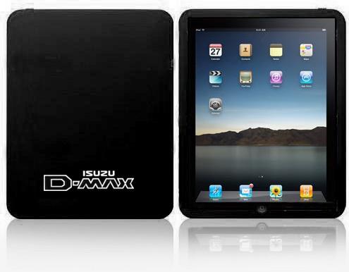 Isuzu D-MAX iPad 2 Cover - IDM1126