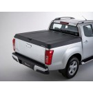 ABS Black Hard Lid: Double Cab  -  IACC2774