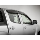 Door Visors: Front Set  -  5867605281