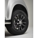 "17"" Black Alloy Wheel  -  IACC2757B"