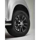 "17"" Black Alloy Wheel  -  IACC2757B"